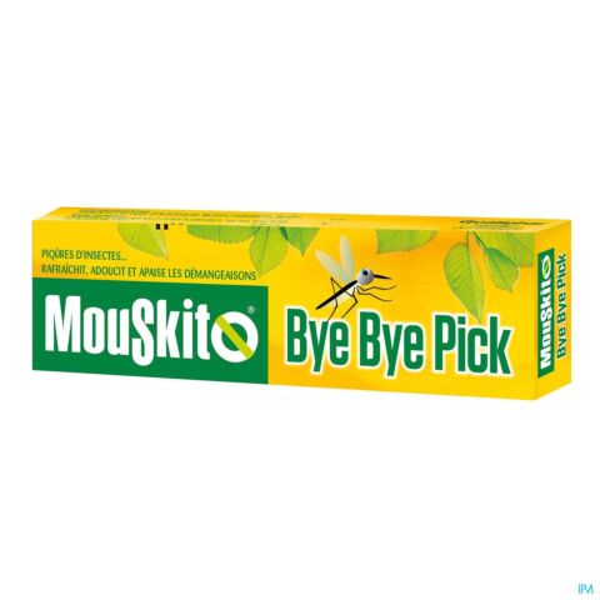 Mouskito Bye Bye Pick Verkoelende Roller 15ml