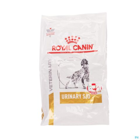 RC VDIET URINARY CANINE 7,5KG