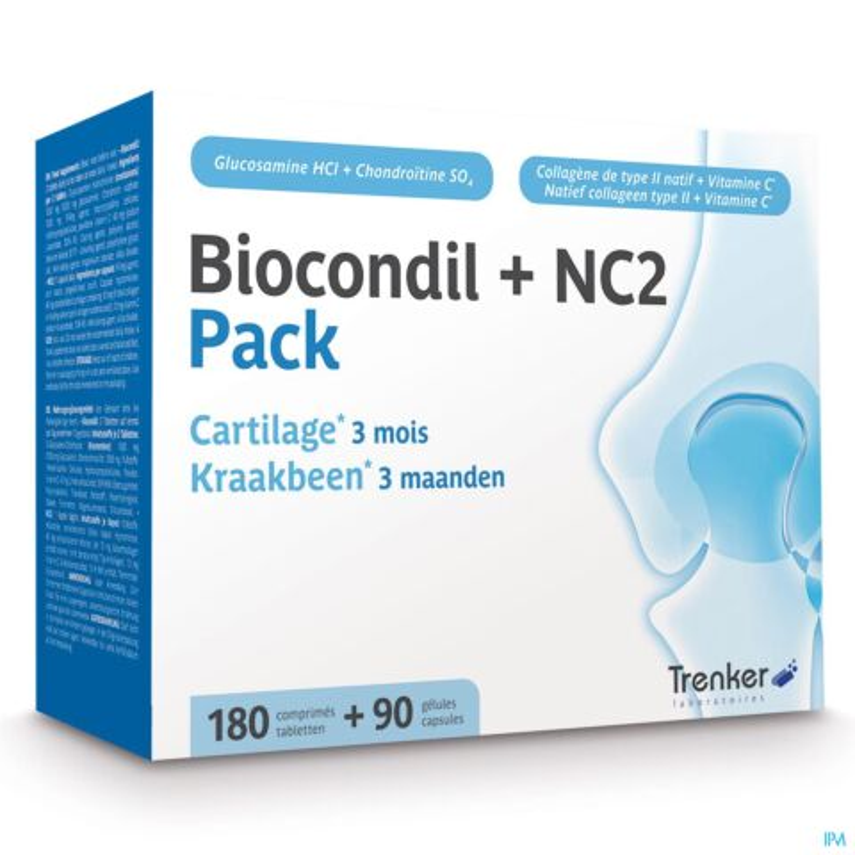 Biocondil 180 Tabletten + NC2 90 Capsules