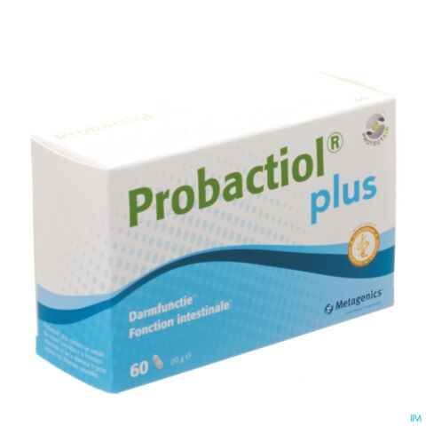 Probactiol Plus 60 Capsules