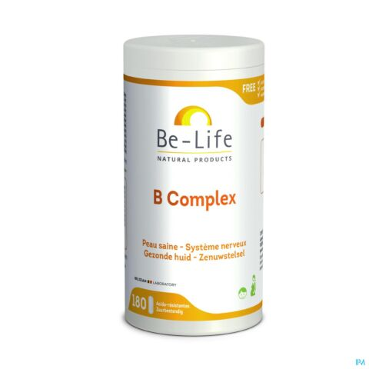 Be-Life B Complex 60 Capsules