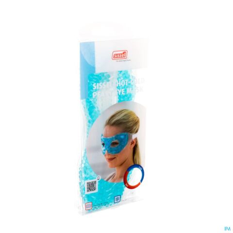 SISSEL HOT COLD PEARL EYE MASK