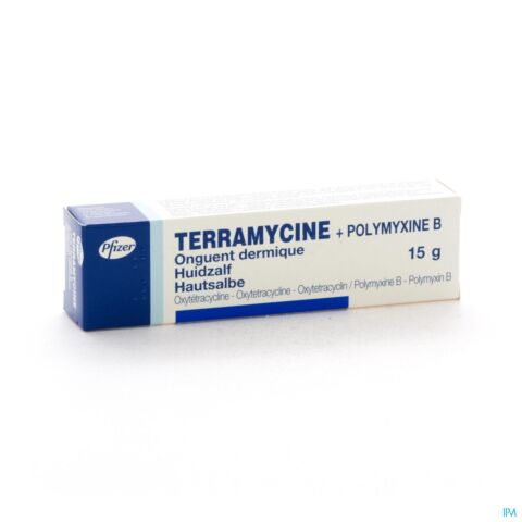 Terramycine Huidzalf 14ml