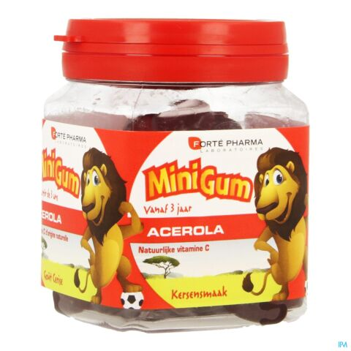 Forté Pharma Acerola Minigum 50 Kauwgoms