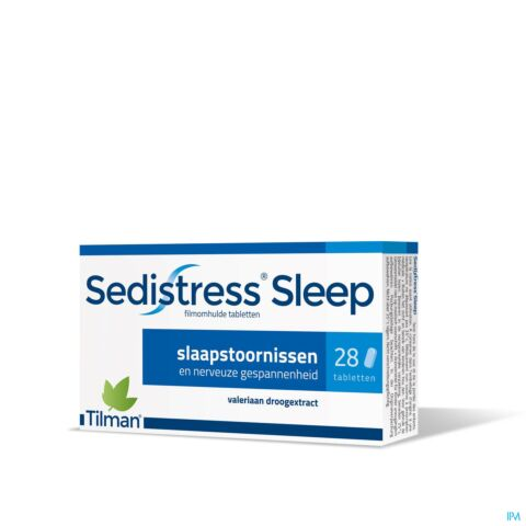 Sedistress Sleep 500mg 28 Tabletten