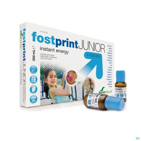 Soria Fost Print Junior 15ml 20 Ampoules