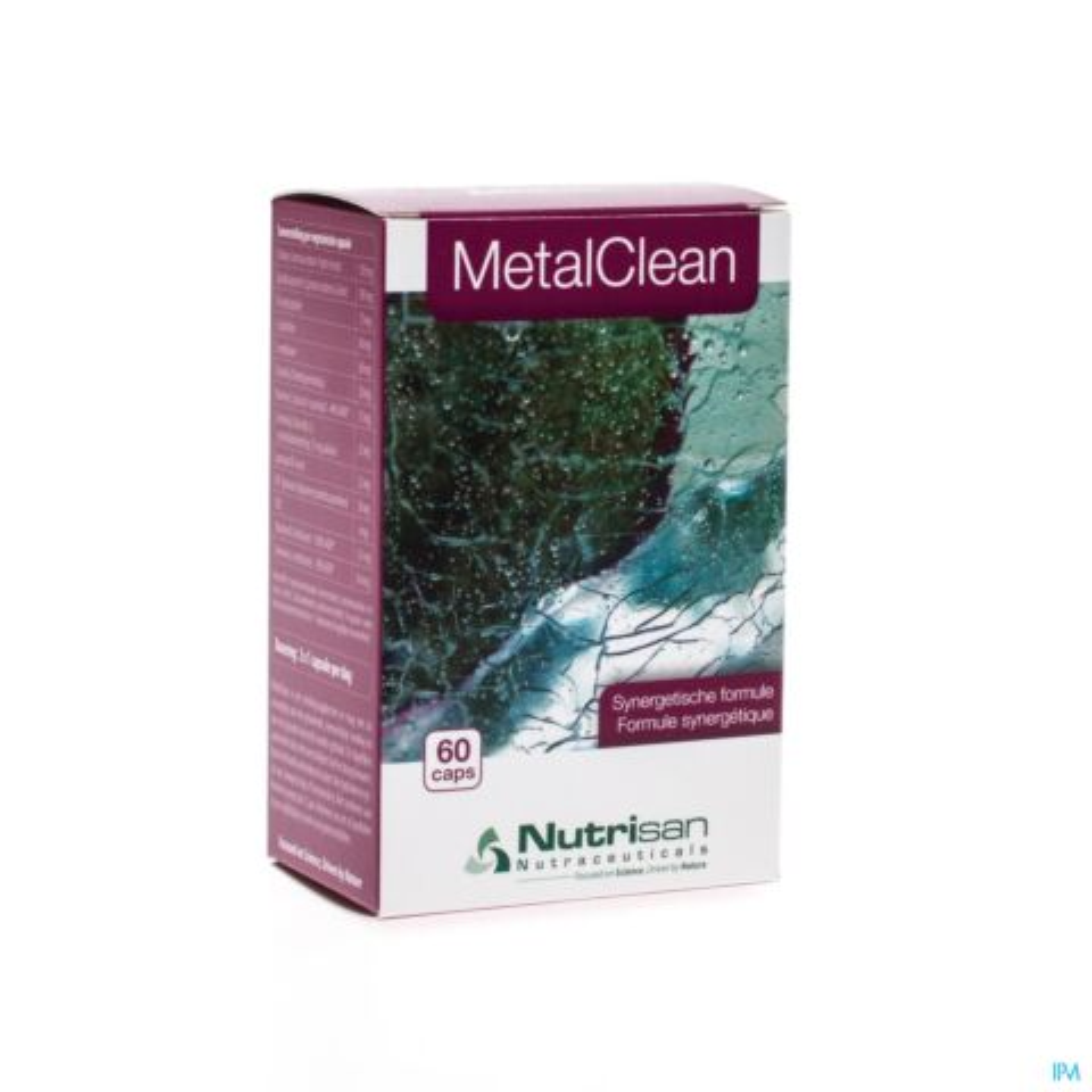 Nutrisan MetalClean 60 V-Caps
