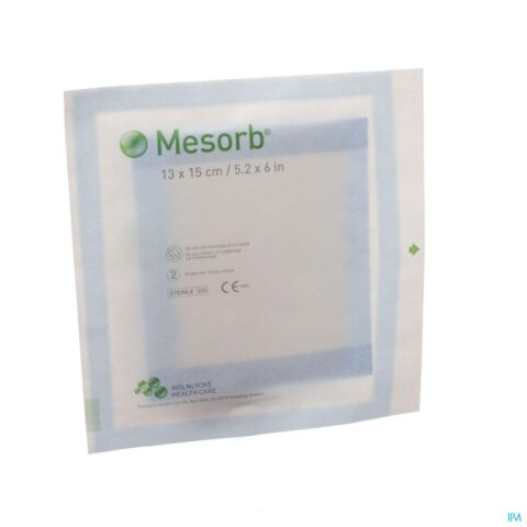 MESORB KP STER ABS 13X15CM 1 677201