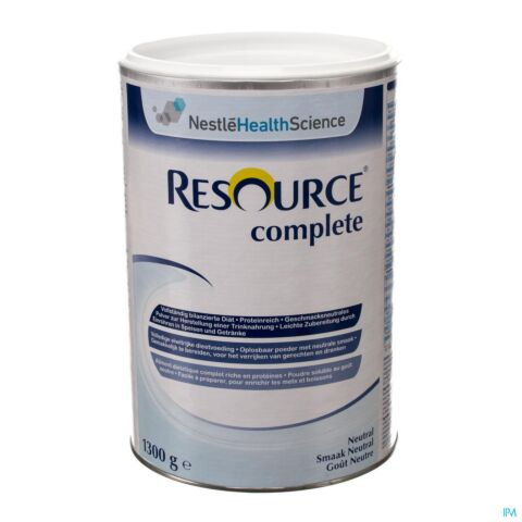 RESOURCE COMPLEET PDR 1300G