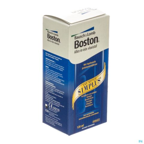 BOSTON SIMPLICITY 120ML