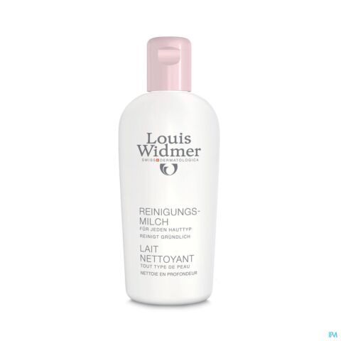 Louis Widmer Reinigingsmelk Parfum 200ml