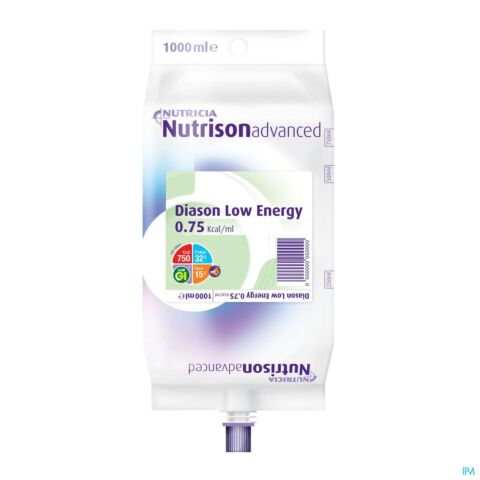 NUTRISON ADVANCED DIASON LOW ENERGY PACK 1L