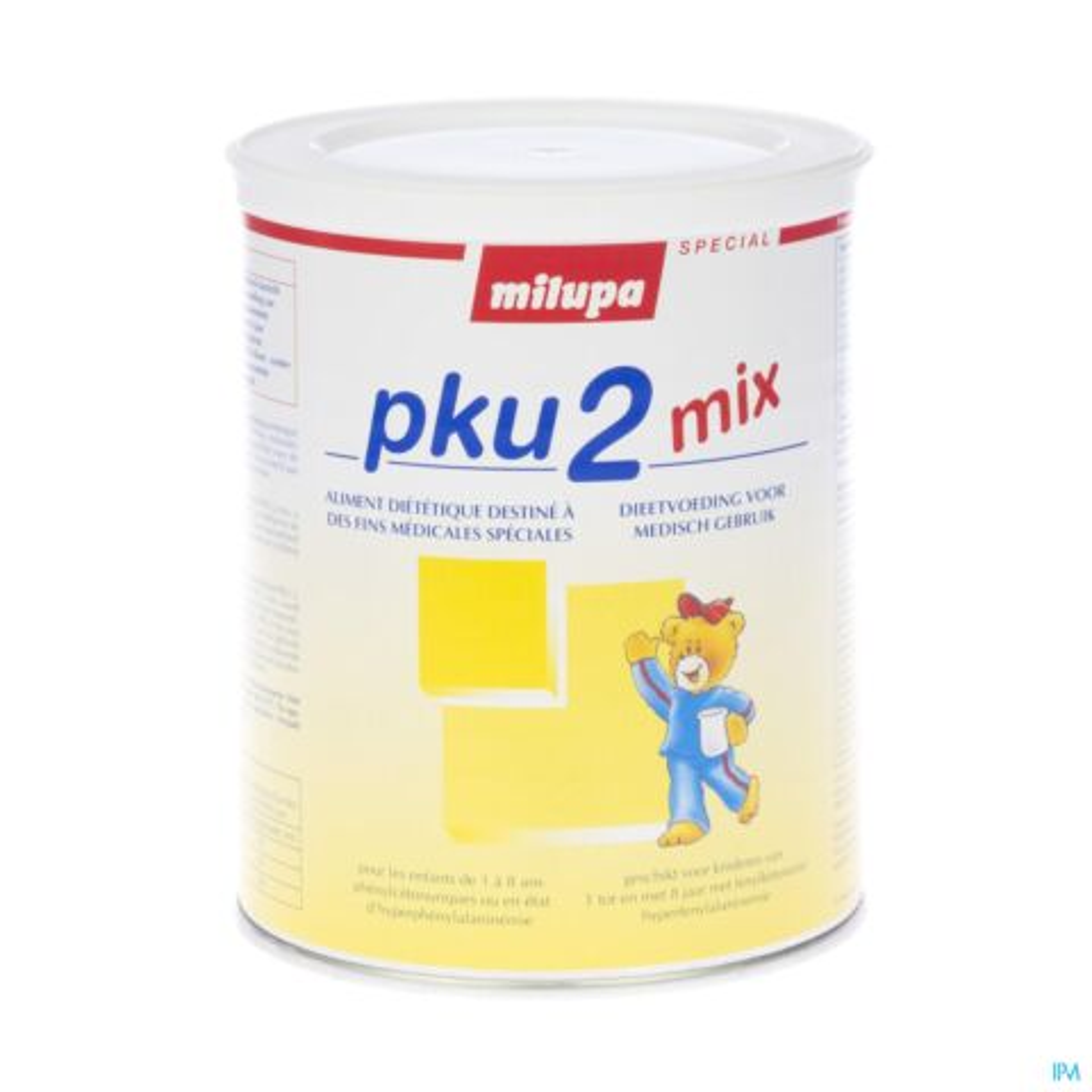 PKU2 MIX MILUPA PDR 400G