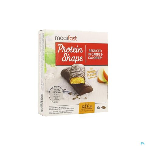 MODIFAST PROTEIN SHAPE REPEN SINAAS PUR CHOC.6X31G