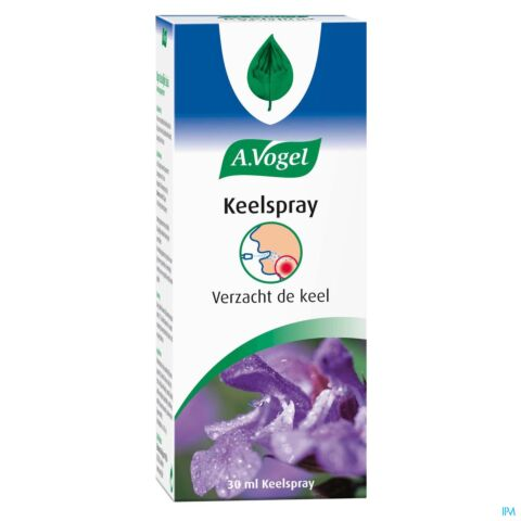 A. Vogel Echinaforce Keelspray 30ml