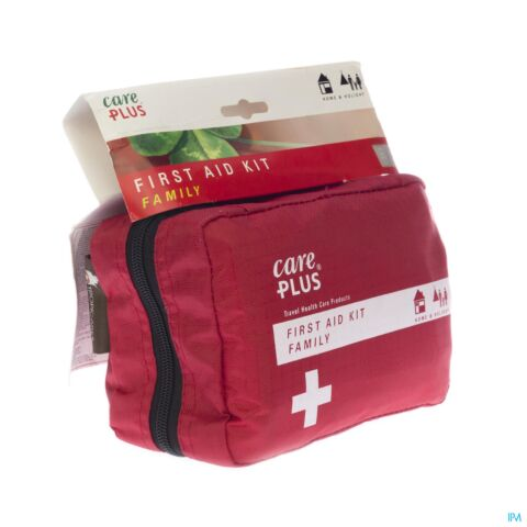 Care Plus First Aid Kit Family 1 Stuk