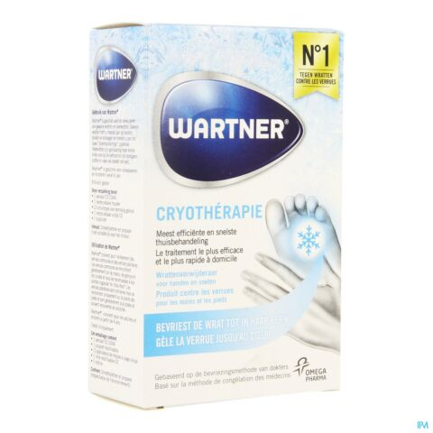 Wartner Cryo Hand & Voet 50ml