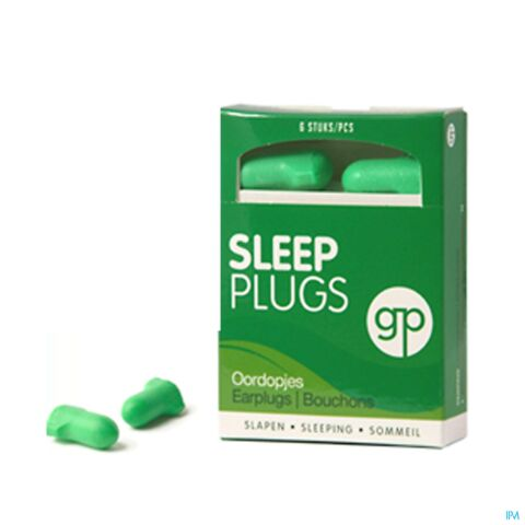 GET PLUGGED SLEEP PLUGS OORDOPPEN 14
