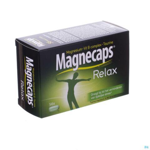 Magnecaps Relax 56 Tabletten