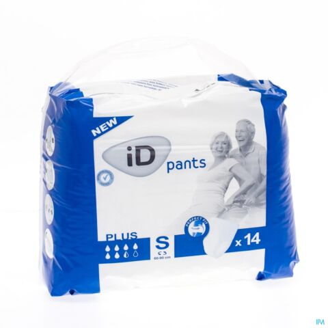 ID PANTS S PLUS 14