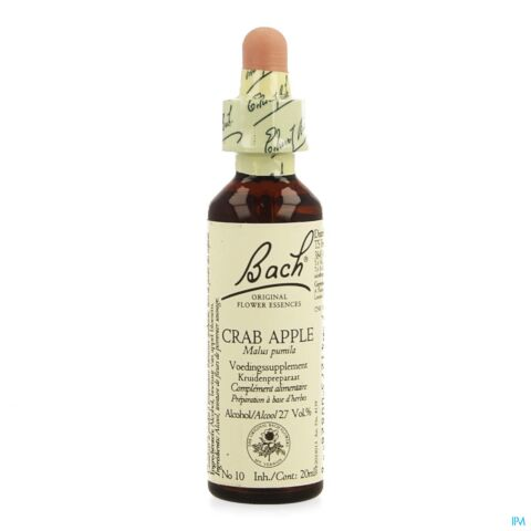 Bach Flower Crab Apple 20ml