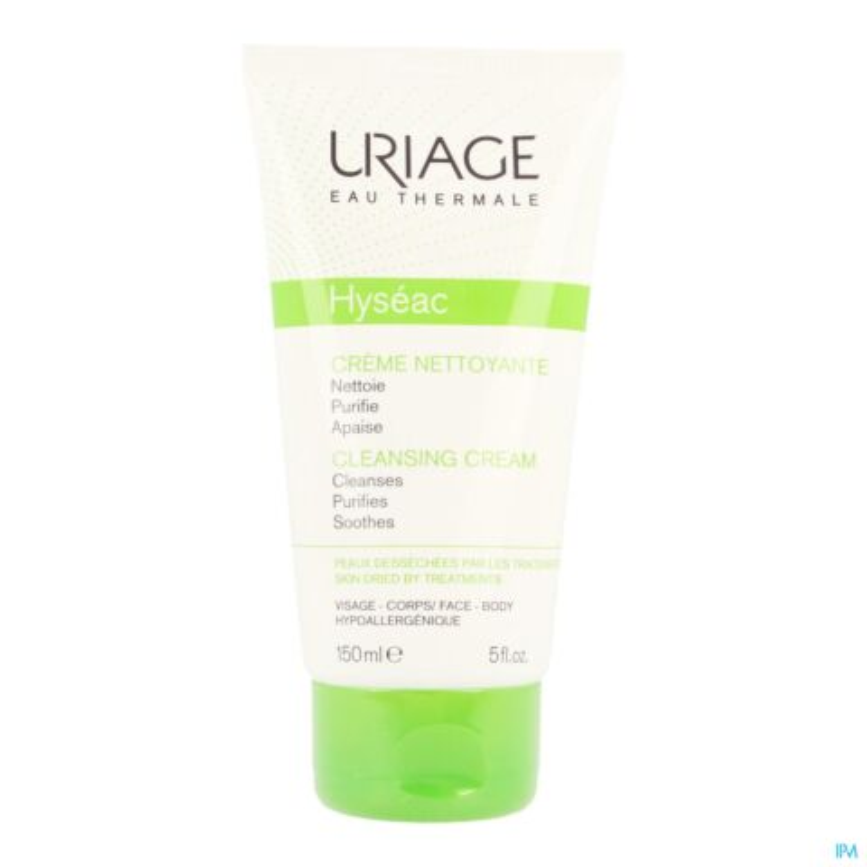 Uriage Hyséac Zuiverende Reinigingscrème Tube 150ml
