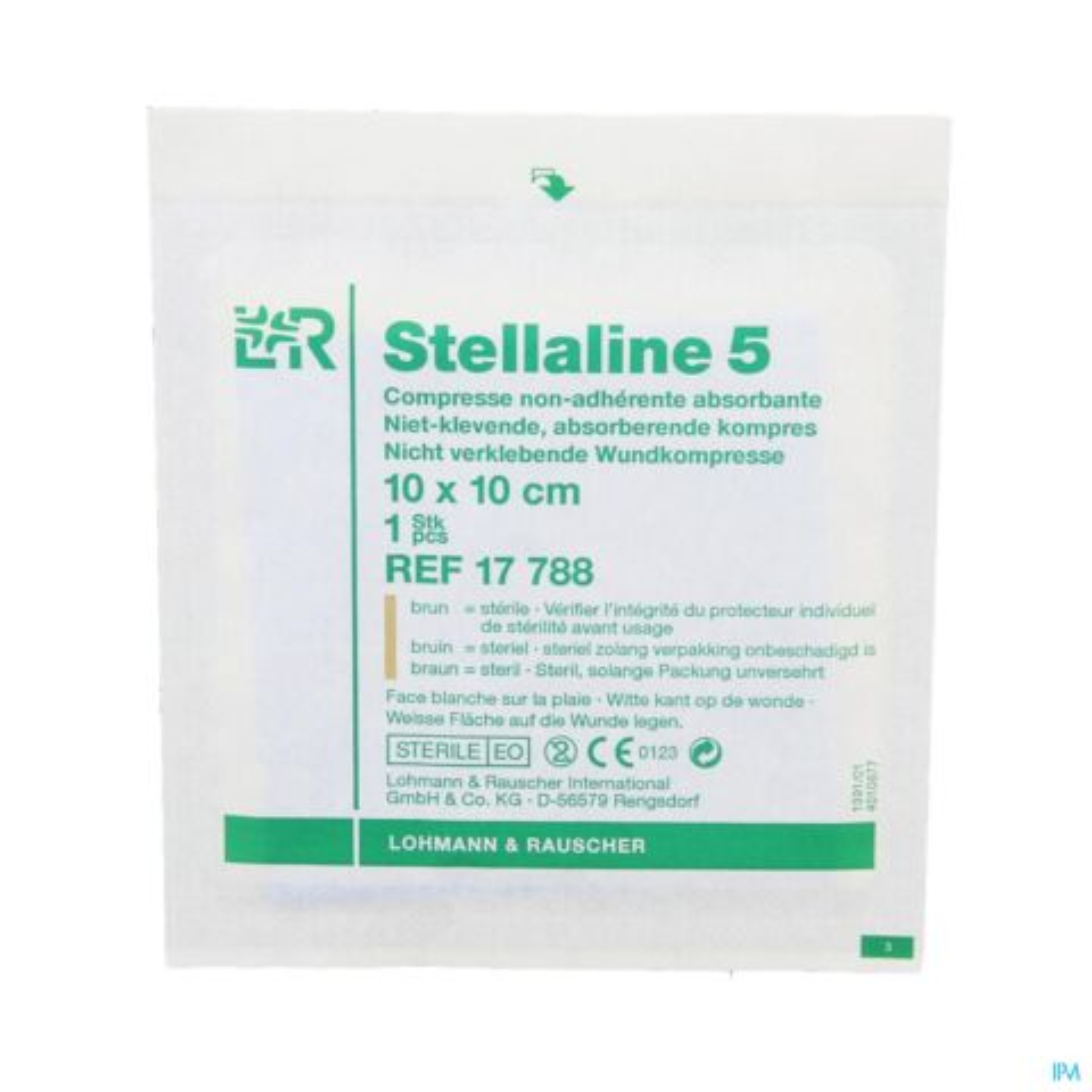 STELLALINE 5 KOMP STER 10,0X10,0CM 100 17788