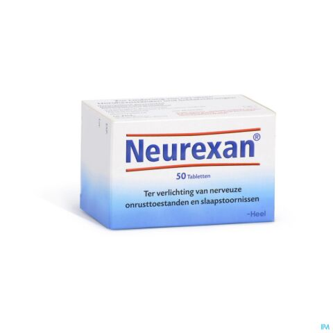 Heel Neurexan 50 Tabletten