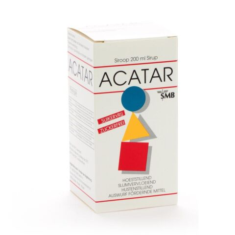 Acatar nf sir 200 ml